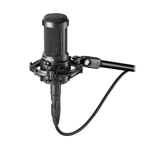 Студийни микрофони