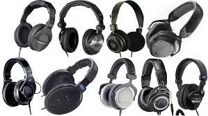 Студийни слушалки