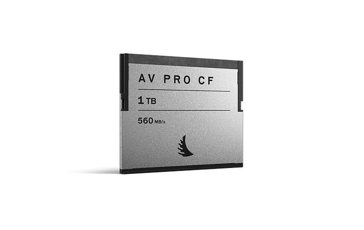 карта Angelbird AV PRO CF - CFAST 2.0 - 1TB