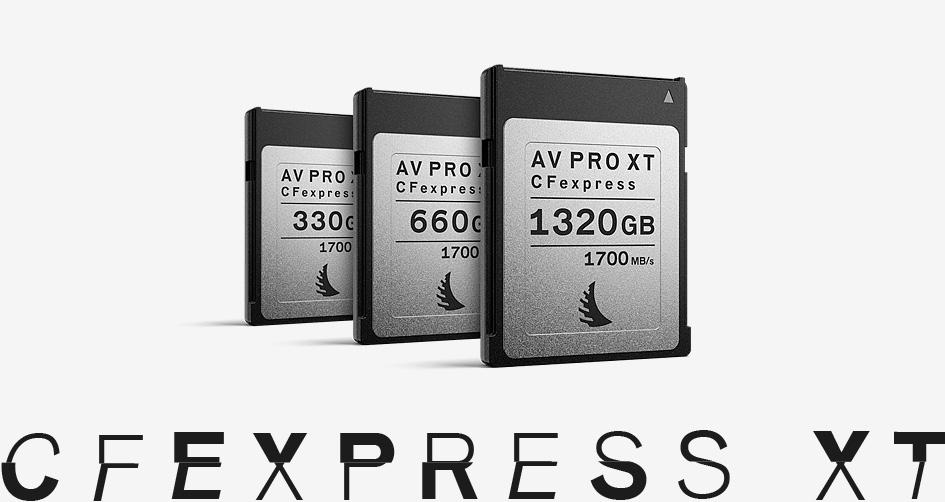 карта Angelbird AV PRO CFexpress XT